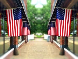 American english image