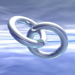 inbound link concept image