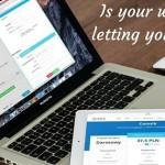 website sales images