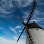 windmill here is represent a content mill