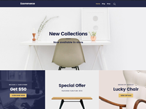 WordPress eCommerce Themes - ultra