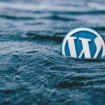 wordpress in the ocean