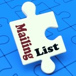 email list image