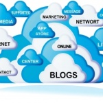 Blog cloud image