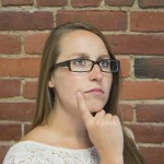 Women pondering digital marketing misconceptions