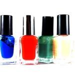 nail polish and blogging power