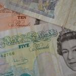 money representing digital marketing costs